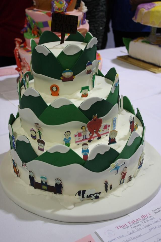 South Park Birthday Cakes South Park News