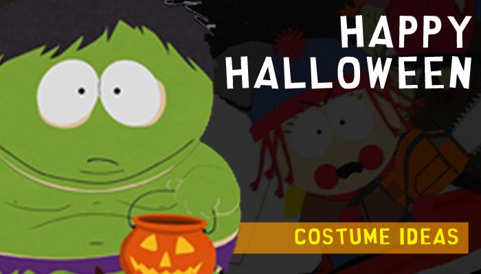 South Park Halloween: Costume Ideas – South Park News