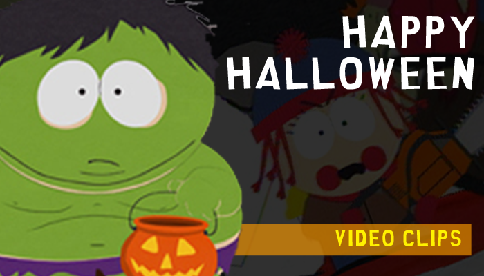South Park Halloween: Video Clips – South Park News