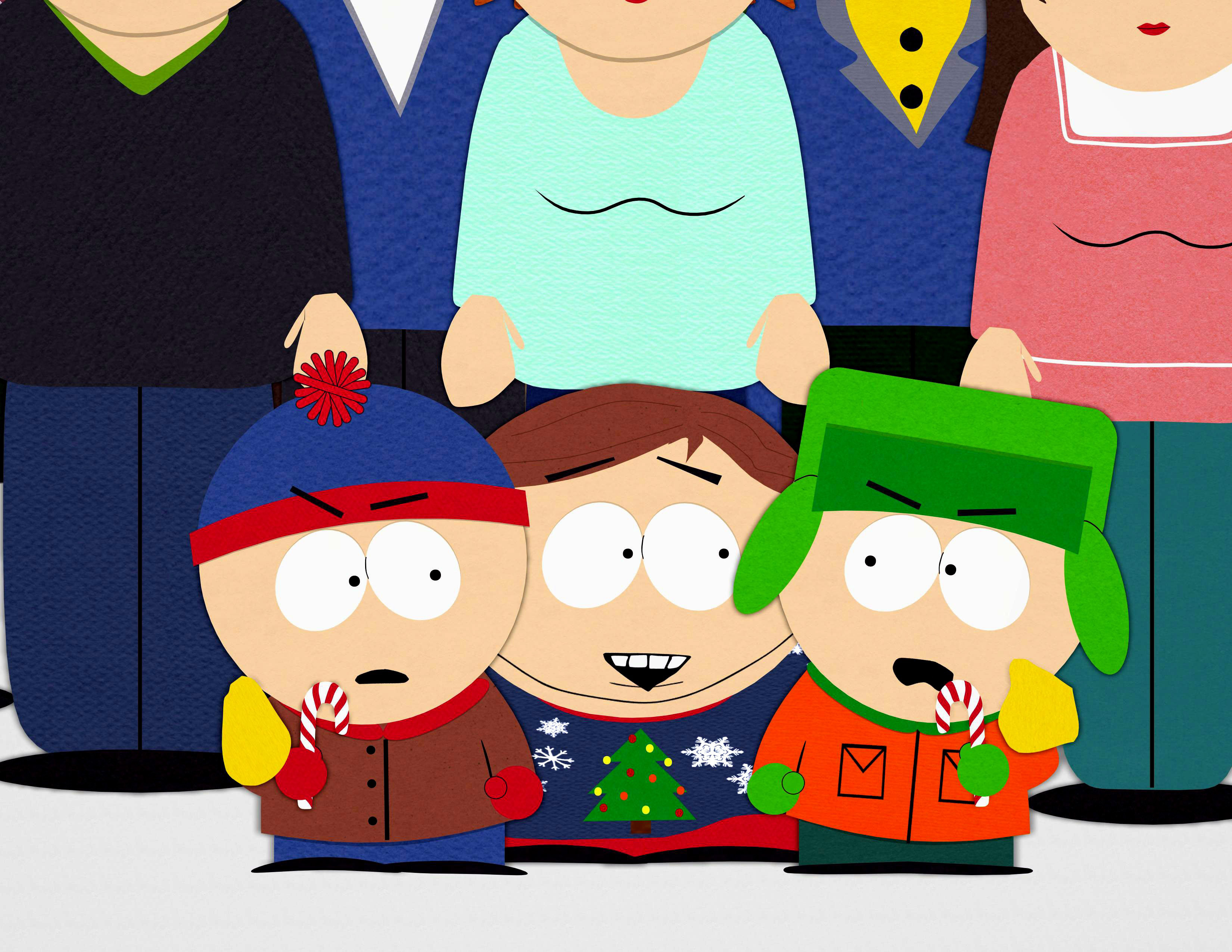 South Park Christmas.Christmas Image Gallery South Park News