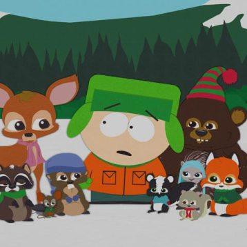 Christmas: Woodland Critter Christmas – South Park News